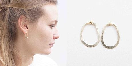Workshop Tout en rond oorbellen tickets