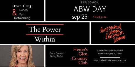 SWFL Council ABW Day 2021 tickets