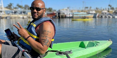 Summer Kayaking with Black Long Beach tickets