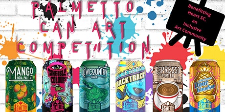 Charleston Beer Week: Palmetto Brewing's LIVE Can Art Competition tickets