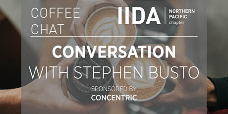 IIDA NPC Coffee Chat // September tickets