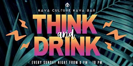 Think & Drink Trivia Night tickets