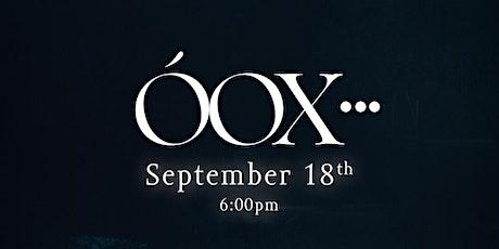 KAN Sunsets: ÓOX boletos