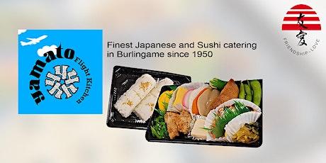 Yu-Ai Kai's Yamato Flight Kitchen Bento Fundraiser tickets