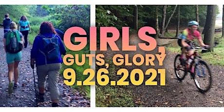 Girls Guts Glory 2021: Hike or Mountain Bike for Mental Health Awareness tickets