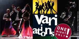 Varidance - Variations! Hungarian dance with a modern...