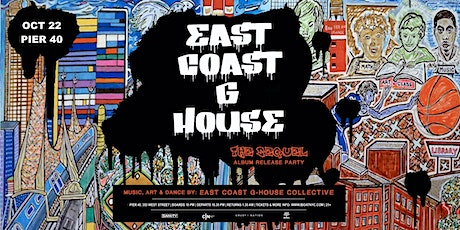 East Coast G-House: The Sequel - Album Release Boat Party NYC tickets