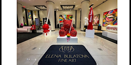 Art Exhibition of Pop and Contemporary Artists at The Shops at Crystals tickets