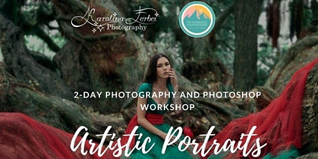 Artistic Portraits | Photography and Photoshop Workshop tickets