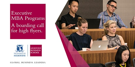 Executive MBA Programs - Information Session tickets
