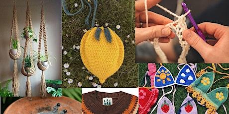 uOttawa Crochet Club Meeting RSVP tickets