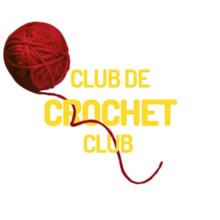 uOttawa Crochet Club Meeting RSVP image