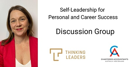 CAANZ Discussion Group-Self-Leadership for Personal & Career Success-Sept21 tickets