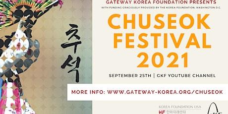 CHUSEOK FESTIVAL 2021 tickets