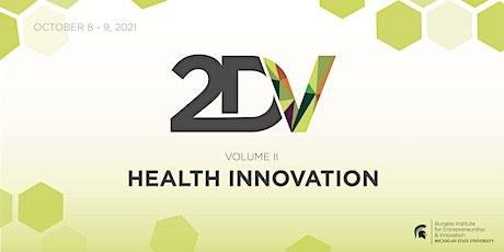 2 DAY VENTURE: Health Innovation tickets