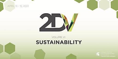 2 DAY VENTURE: Sustainability tickets
