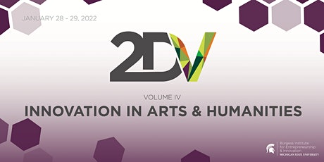 2 DAY VENTURE: Innovation in Arts & Humanities tickets