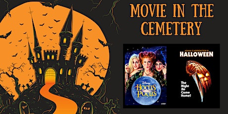 Movie in the Cemetery tickets
