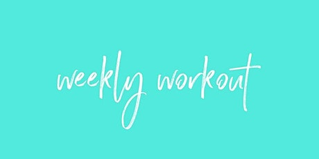 CHAARG Weekly Workout - Dance Life tickets