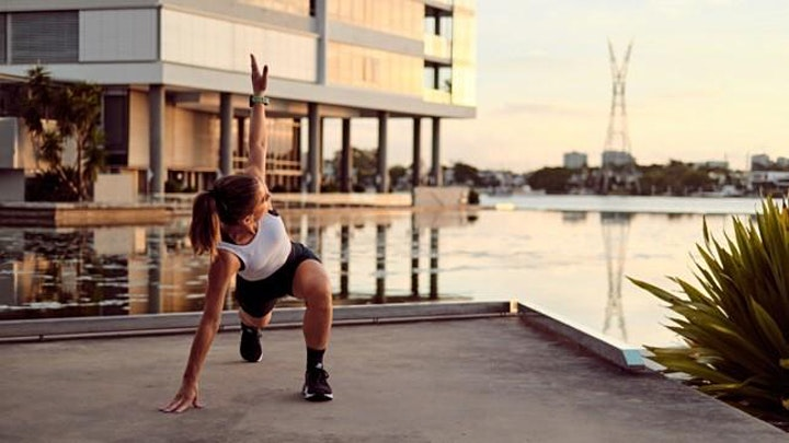 Waterfront Cardio- Free Fitness Classes image