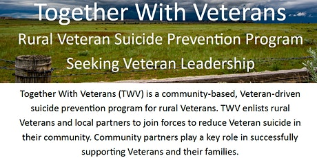 Together with Veterans Tickets