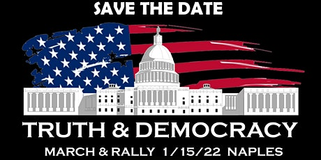 TRUTH & DEMOCRACY March & Rally tickets