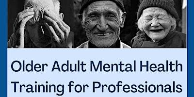 Older Adult Mental Health Training