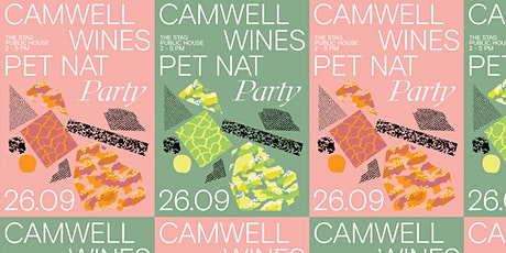 Camwell Wines Pet Nat Party tickets