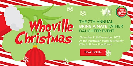 Bring A Mate - Father Daughter Dance Event 2021- @ The Brewery (Rouse Hill) tickets