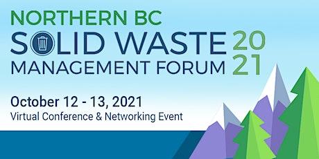 Northern BC Solid Waste Management Forum 2021 biglietti