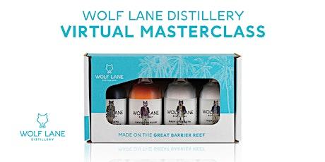 Wolf Lane Distillery Virtual Masterclass tickets
