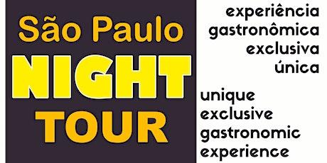 São Paulo NIGHT TOUR - Centro ingressos