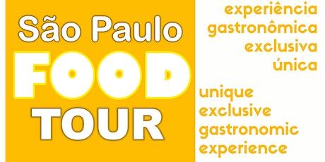 São Paulo FOOD TOUR - Centro ingressos