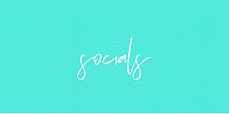 CHAARG Birthday Social tickets