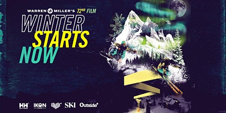 Olympic Valley, CA - Warren Miller's: Winter Starts Now - 7:00 PM tickets