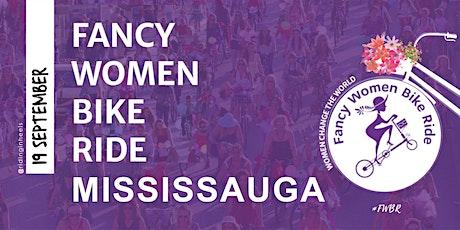 Mississauga Fancy Women Bike Ride tickets