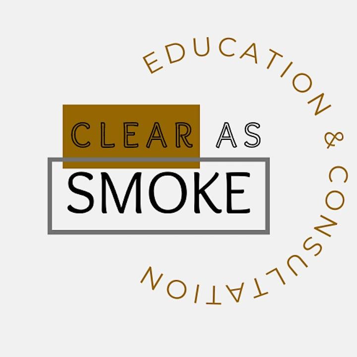 "Clear As Smoke LLC & HDDN+VLLG Presents ""Baked Bingo"" image"