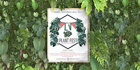 Las Vegas Plant Festival tickets