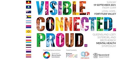 FREE Pride Mental Health Symposium tickets