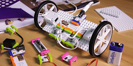 School Holidays Activities - STEAM and Coding Fun tickets