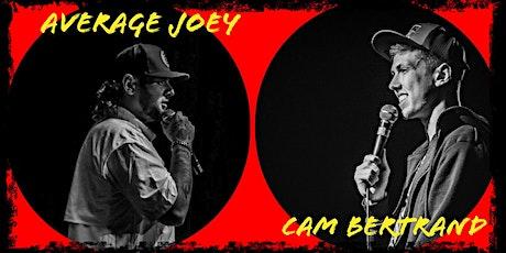 Average Joey and Cam Bertrand Live In Bristol,TN tickets