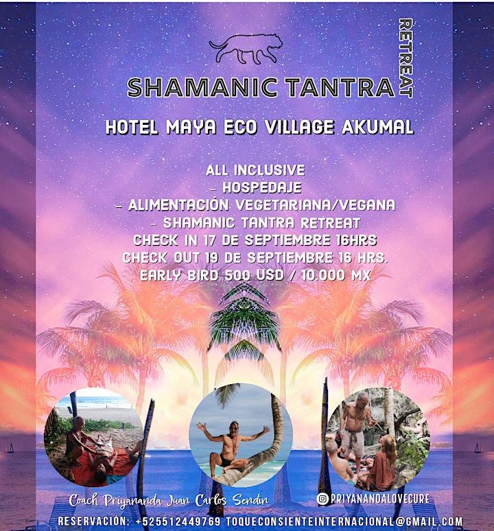 Shamanic Tantra Retreat image