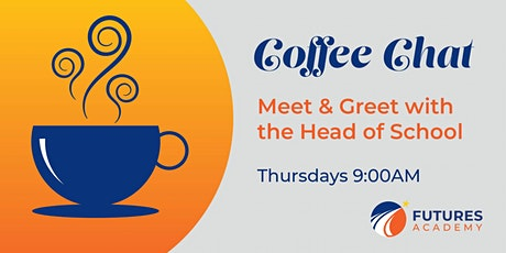 Coffee Chat with the Head of School tickets