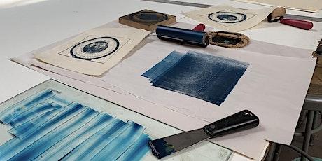 Intermediate Linoleum Block Printing tickets