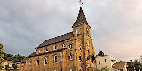 Weekend Mass at St. James Church - Vernon tickets
