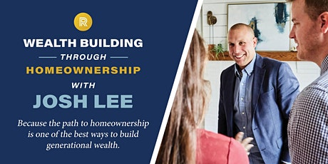 Wealth Building Through Homeownership tickets