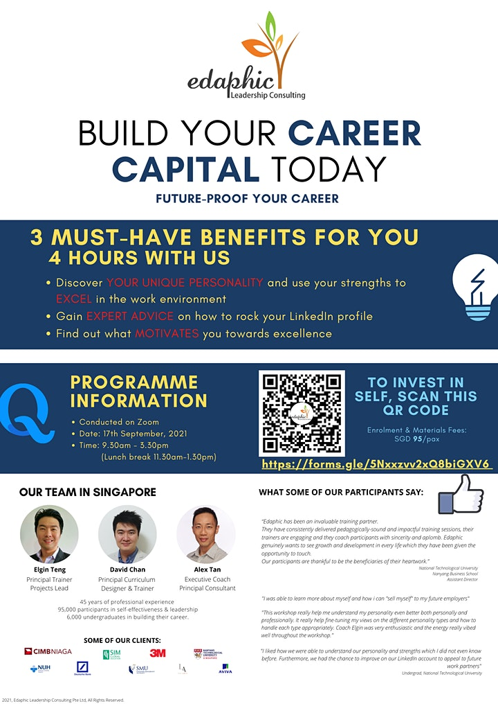 Build your Career Capital image