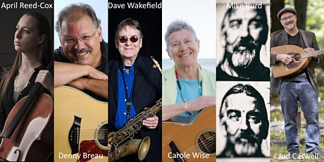 """Carole Wise & Friends """"A Long Way Home"""" Album Release Party tickets"""