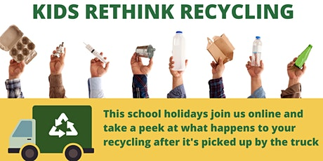 Kids Rethink Recycling tickets