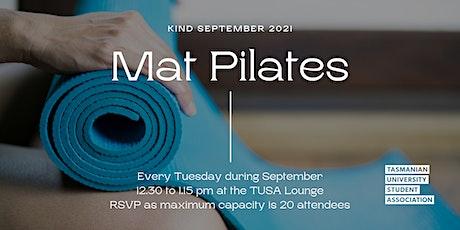 Mat Pilates tickets